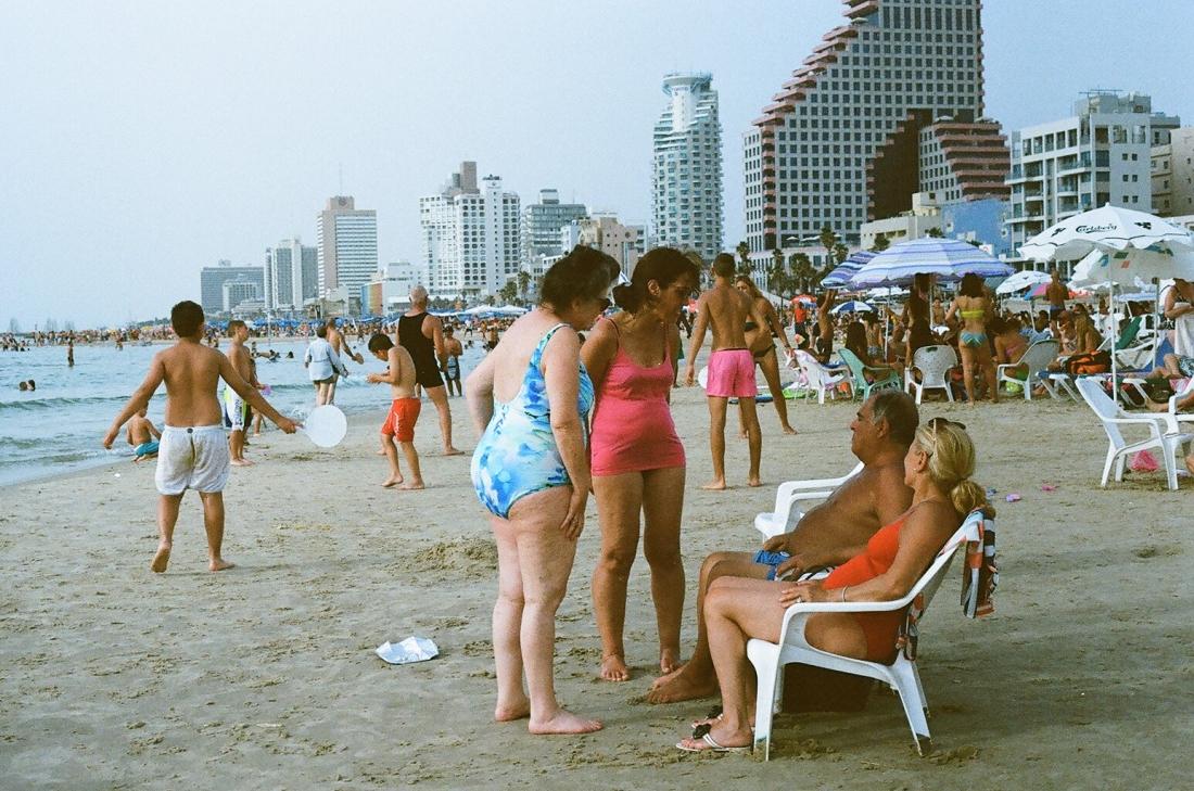 Summer in Tel Aviv